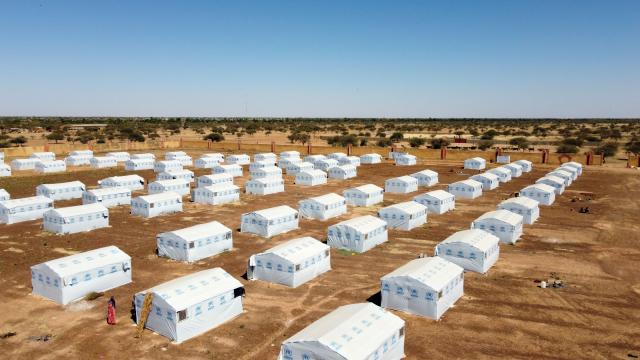 Burkina Fasoda iç göç yüzde 80 arttı