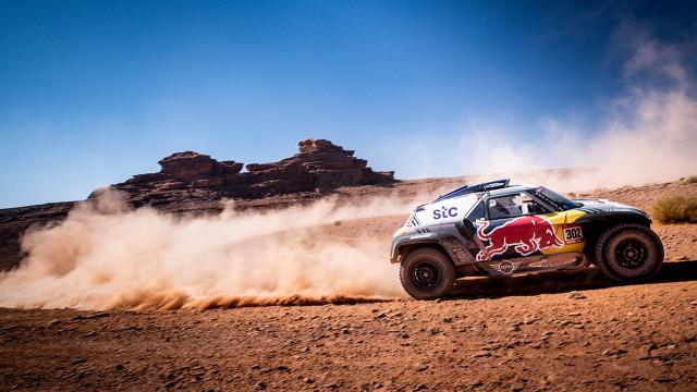 Dakar Rallisinde 9. etap geride kaldı