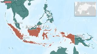Endonezya'da maden ocağında heyelan: 5 ölü