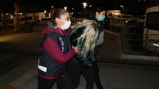 Ümitcan Uygunun yanındaki kadın Ankaraya getirildi