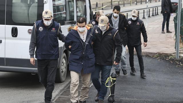 FETÖnün sözde Bağdat ve Erbil sorumluları tutuklandı