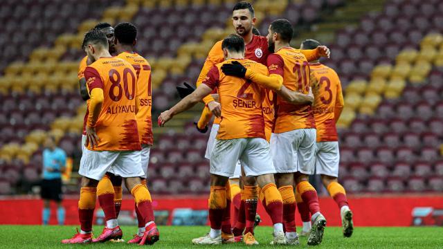 Galatasaray kupada tur atlamak için sahaya çıkacak