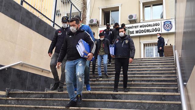 Bursada 3 ayrı otomobil hırsızlığı: 2 tutuklama