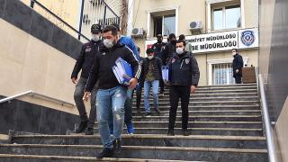 Bursa'da 3 ayrı otomobil hırsızlığı: 2 tutuklama
