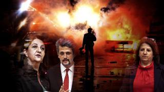 HDP'li 9 vekile 'Kobani' fezlekesi