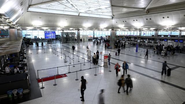 İstanbul Havalimanı yolcu sayısında Avrupada birinci oldu