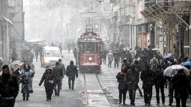 İstanbula kar ne zaman yağacak? Hava nasıl olacak? İstanbul hava durumu...
