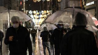 Meteoroloji saat verdi: İstanbul'da yarın kuvvetli yağış bekleniyor