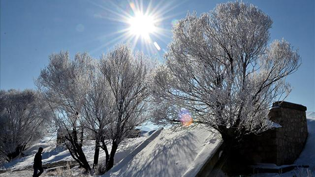 Kış güneşi de cilt için tehlikeli