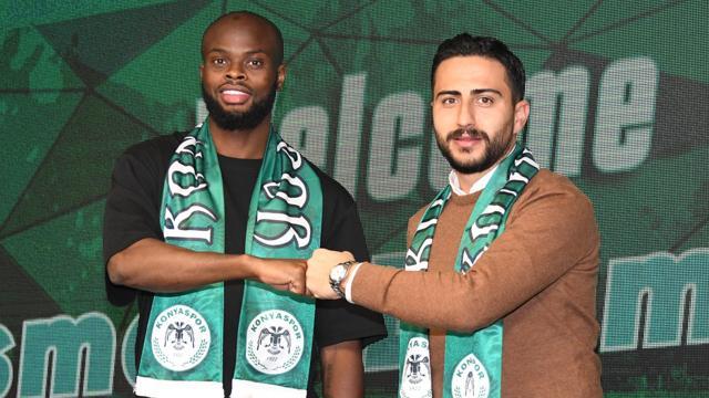 Konyaspordan iki transfer