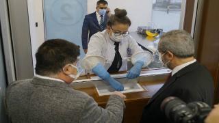 Türkiye'nin ilk 'Akıllı Covid 19 Test Merkezi' açıldı
