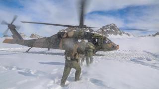 Mehmetçik zorlu hava şartlarına rağmen operasyonlara devam ediyor