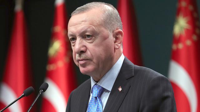 Cumhurbaşkanı Erdoğan, Alparslan Türkeşi andı