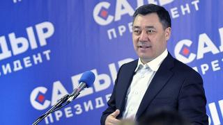 Kazakistan Cumhurbaşkanı Tokayev'den Caparov'a seçim tebriği