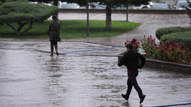 Kıyı Ege ve Trakya için kuvvetli yağış uyarısı