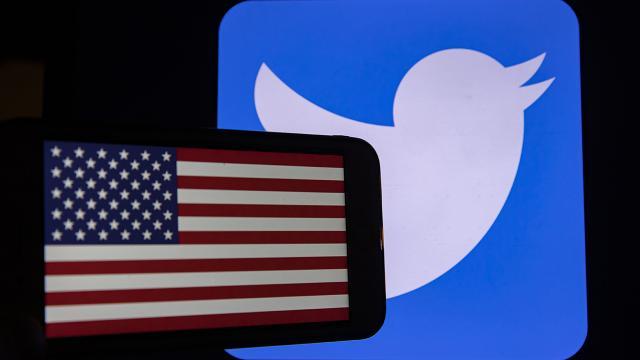 Twitterdan ABDdeki komplo teorileri hareketine engel