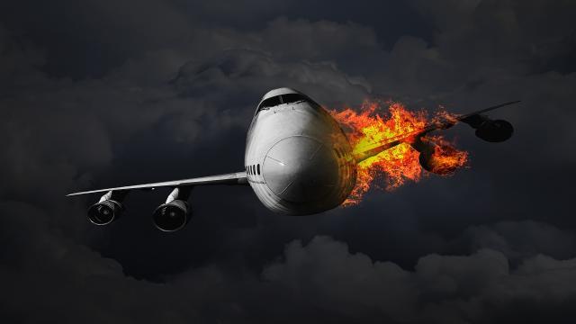 COVID-19 salgınında uçuşlar azaldı ama ölümler arttı