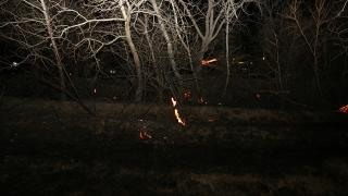 Konya'da 4 ayrı noktada yangın