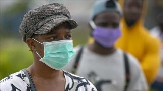 Afrika'da koronavirüs ölüm oranı yüzde 2,7'ye yükseldi