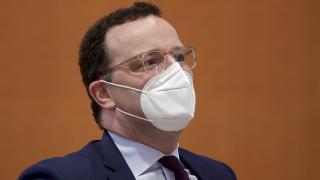 Almanya Sağlık Bakanı Spahn: Mevcut sayılar gerçeği yansıtmıyor