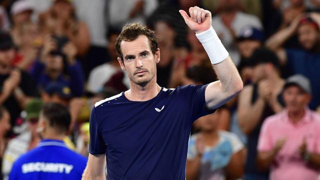 Tenisçi Andy Murray koronavirüse yakalandı