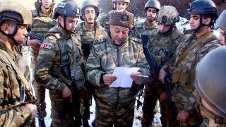 Samsunlu öğrencilerden Azerbaycan askerlerine moral mektubu