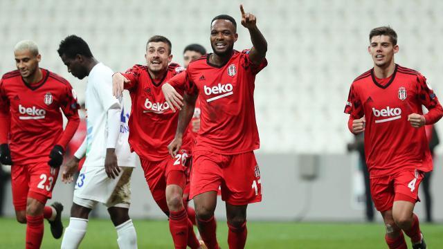 Larin attı Beşiktaş turladı