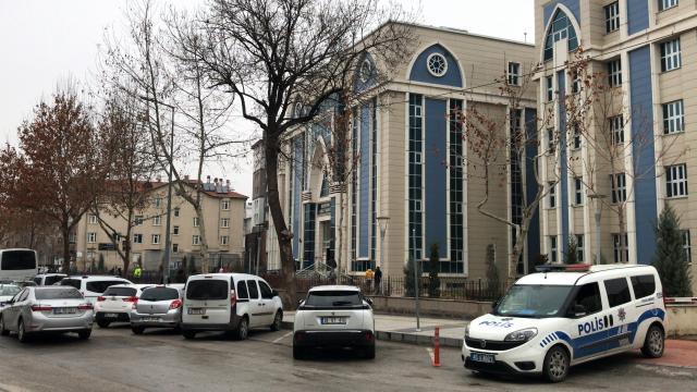 Kahramanmaraşta 2 kişinin öldüğü silahlı saldırı davasına Kırşehirde devam edildi