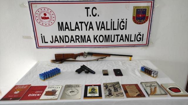 Malatyada DHKP/C operasyonu: 2 gözaltı
