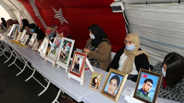Diyarbakır annelerinin evlat nöbeti 500 gündür devam ediyor