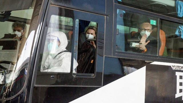 DSÖ ekibi Covid-19 salgınının kökenini araştırmak için Çinde