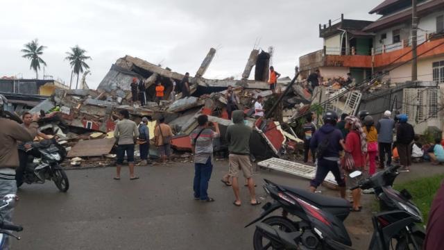 Endonezyada yılbaşından bu yana doğal afetten 145 kişi öldü