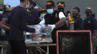 Endonezya uçağının ikinci kara kutusu boş halde bulundu