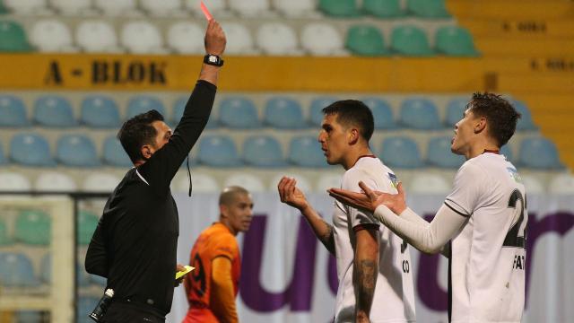 Tahkim Kurulu Enzo Roconun 3 maçlık cezasını onadı