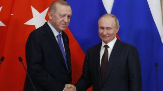 Putin, Cumhurbaşkanı Erdoğan'a Dağlık Karabağ hakkında bilgi verdi