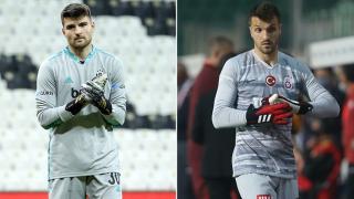 Beşiktaş-Galatasaray derbisinde gözler kalecilerde olacak