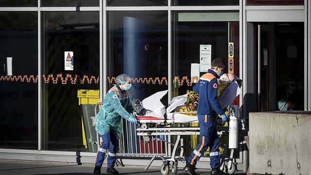 Fransada son 24 saatte 36 bin 442 vaka tespit edildi