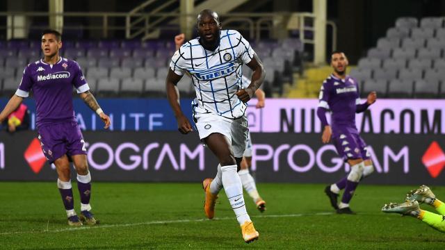 Lukaku attı Inter turladı