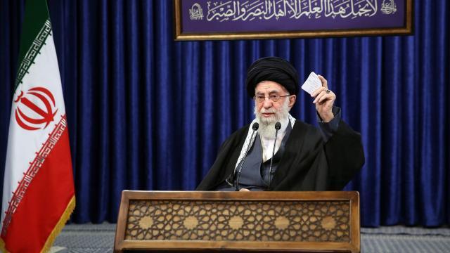 ABD, İranlı 16 kuruluş ile 3 kişiyi yaptırım listesine ekledi
