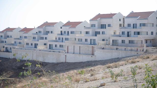 İsrail, Doğu Kudüsteki yasa dışı konutlarına yenilerini ekleyecek