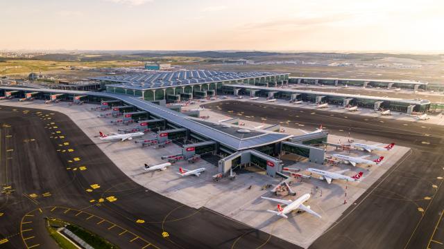 İstanbul Havalimanı dünyanın en iyi havalimanları anketine aday