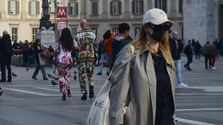 İtalya'da son 24 saatte 8 bin 825 yeni vaka