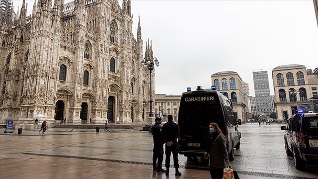 İtalyada OHAL 30 Nisana kadar uzatıldı