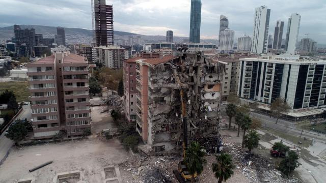 Türkiyedeki konutların yarıya yakını sigortasız