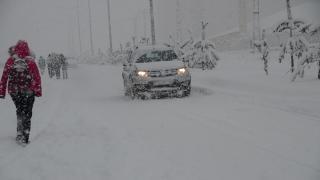 4 kente fırtına ve kar uyarısı