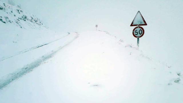 Meteorolojiden Şırnak ve Hakkariye kar uyarısı