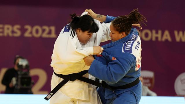Milli judocu bronz madalya kazandı