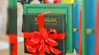 Kazakistan'da Karabağ ile ilgili 3 kitap yayımlandı
