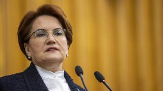 İyi Parti Genel Başkanı Akşener: Ümit Özdağ'a siyasi hayatında başarılar diliyorum