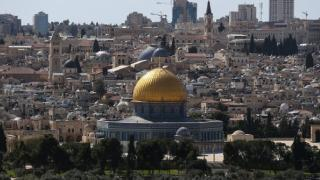 İsrailli mühendislerden Mescid-i Aksa'ya baskın